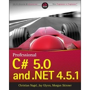 "Wrox™ ""Professional C# 5.0 and .NET 4.5.1"" Book"