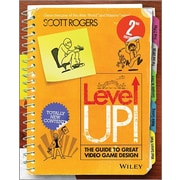 "John Wiley & Sons ""Level Up!: The Guide to Great Video Game Design"" Book"