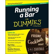 "For Dummies® ""Running a Bar For Dummies"" Book"