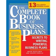 "Sourcebooks ""Complete Book of Business Plans"" Paperback Book"