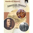 Shell Education in.Hands-on History: American History Activitiesin. Paperback Book, Grade K-12th