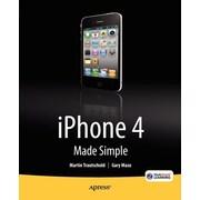 "Apress® ""Iphone 4 Made Simple"" Book"
