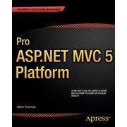 "Springer ""Pro ASP.Net MVC 5 Platform"" Book"