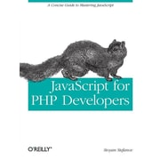 "O'Reilly Media® ""JavaScript for PHP Developers"" Book"