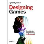 "O'Reilly Media® ""Designing Games"" Book"
