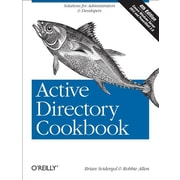 "O'Reilly Media® ""Active Directory Cookbook"" Book"