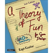 "O'Reilly Media® ""Theory of Fun for Game Design"" Book"