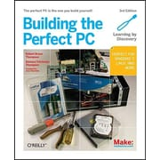 """O'Reilly Media® """"Building the Perfect PC"""" Book"""