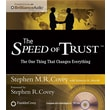 "Franklin Covey® ""The Speed of Trust"" Audio CD"