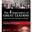 "Franklin Covey® ""The 4 Imperatives of Great Leaders"" Audio CD"