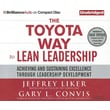 Brilliance Audio in.The Toyota Way to Lean Leadershipin. Audio CD