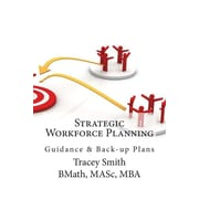 "Createspace™ ""Strategic Workforce Planning: Guidance & Back-up Plans"" Paperback Book"
