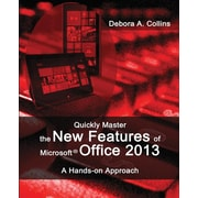 "Createspace™ ""Quickly Master the New Features of Microsoft Office 2013"" Book"