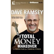 "Brilliance Audio ""The Total Money Makeover"" Audio CD"
