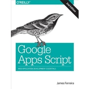 "O'Reilly Media® ""Google Apps Script"" Book"