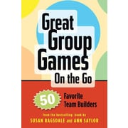 "Search Institute ""Great Group Games Cards on the Go: 50 Favorite Team Builders"" Cards"