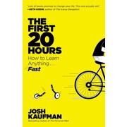 """Portfolio """"The First 20 Hours"""" Book"""