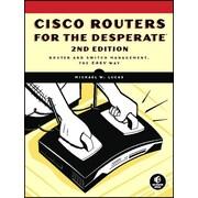 """No Starch Press """"Cisco Routers for the Desperate"""" Book"""