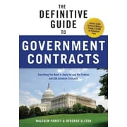 "Career Press ""The Definitive Guide To Government Contracts"""