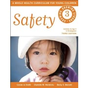 "Redleaf Press® ""Safety (e-book): A Whole Health Curriculum for Young Chil.."" Paperback Book, Age 3-6"