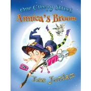 "Black Rose Writing™ ""One Creepy Street: Annica's Broom"" Paperback Book"