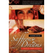 "Modern History Press ""Saffron Dreams"" Paperback Book"