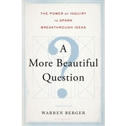 "Bloomsbury Publishing UK ""A More Beautiful Question"" Hardcover Book"