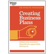 "Harvard Business Publishing ""Creating Business Plans"" Book"