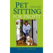 "Howell Books ""Pet Sitting for Profit"" Paperback Book"