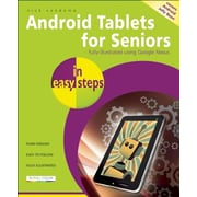 "In Easy Steps ""Android Tablets for Seniors in Easy Steps"" Book"