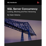 "Red Gate Books ""SQL Server Concurrency"" Book"