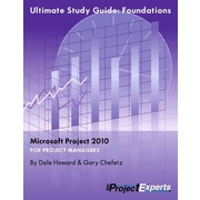 "msProjectExperts ""Ultimate Study Guide: Foundations Microsoft Project 2010"" Book"