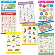 Carson Dellosa® Richard Scarry's Busytown™ Early Learning Essential Bulletin Board Set, Grade P-K