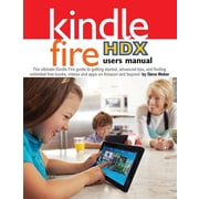 "Weber Books ""Kindle Fire Hdx Users Manual"" Book"