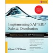 McGraw-Hill in.Implementing SAP ERP Sales & Distributionin. Book