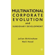 "Palgrave MacMillan ""Multinational Corporate Evolution and Subsidiary Development"" Book"