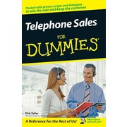 "For Dummies® ""Telephone Sales For Dummies"" Book"