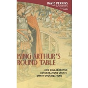 John Wiley & Sons inch King Arthur's Round Table inch Hardcover Book by