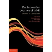 "Cambridge University Press ""The Innovation Journey of Wi-Fi"" Hardcover Book"