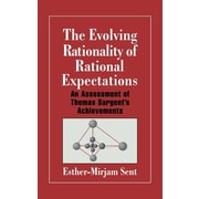 """Cambridge University Press """"The Evolving Rationality of Rational Expectations"""" Hardcover Book"""