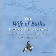 "Cambridge University Press ""The Wife of Bath's Prologue and Tale CD: From The Canterbury.."" Audio-CD"