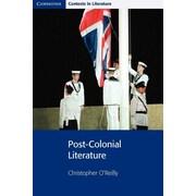 "Cambridge University Press ""Post-Colonial Literature"" Paperback Book"