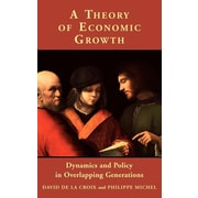 "Cambridge University Press ""A Theory of Economic Growth"" Hardcover Book"