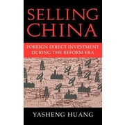 """Cambridge University Press """"Selling China: Foreign Direct Investment During the..."""" Hardcover Book"""