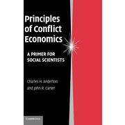 "Cambridge University Press ""Principles of Conflict Economics"" Hardcover Book"