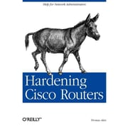 "O'Reilly Media® ""Hardening Cisco Routers"" Book"