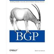 """O'Reilly Media® """"BGP: Building Reliable Networks With the Border Gateway ProTocol"""" Book"""