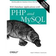 "O'Reilly Media® ""Web Database Applications with PHP and MySQL"" Book"