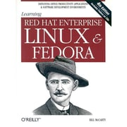 "O'Reilly Media® ""Learning Red Hat Enterprise Linux and Fedora [W/2 W/CDROM]"" Book"