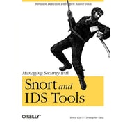 "O'Reilly Media® ""Managing Security with Snort & IDS Tools"" Book"